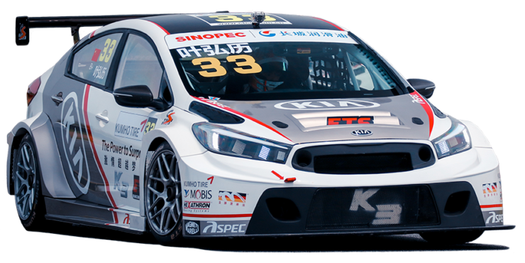 KIA K3 2.0T - KIA Racing Team CTCC 2017
