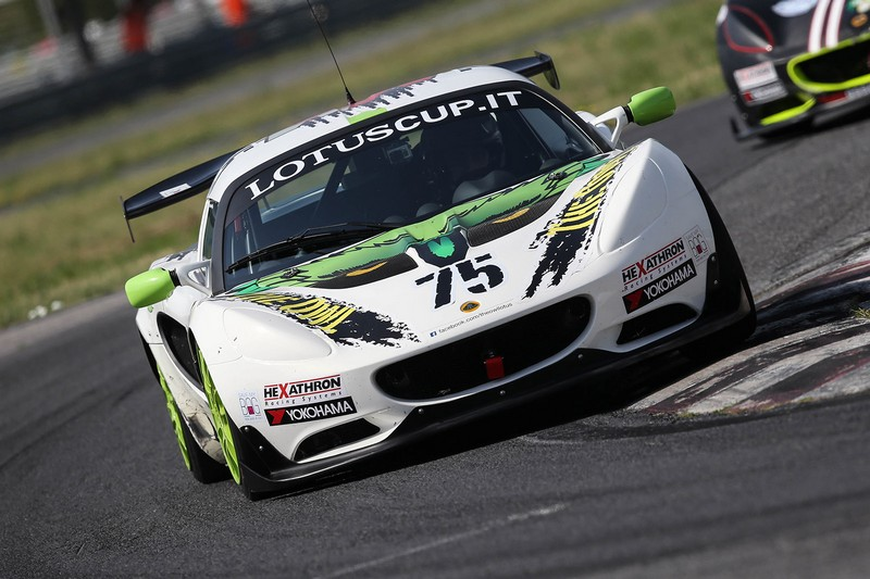 Few Weeks After The End Of Lotus Cup Italy 2014, Series Won By Luca  Lorenzini And Flower Power Racing Essecorse Team, Some Of The Lotus Elise  Cup PB R Cars ...