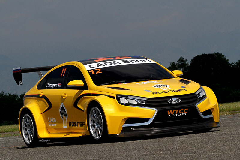 LADA Sport resumes collaboration with Hexathron Racing Systems for ...