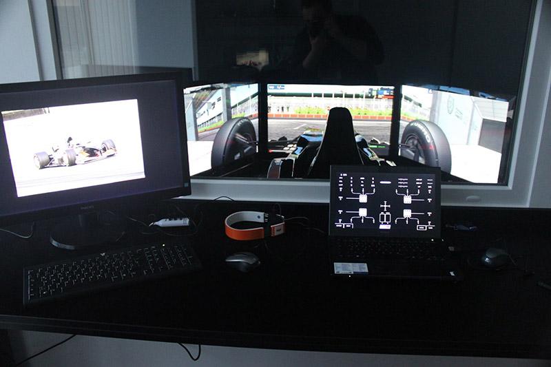 Simulatore Auto GP Zele Racing (2)