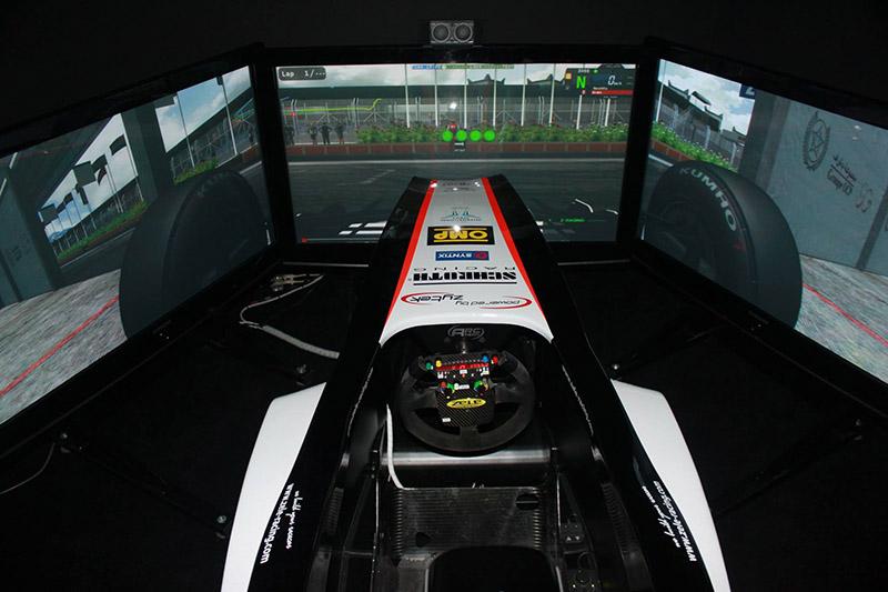 Simulatore Auto GP Zele Racing (3)