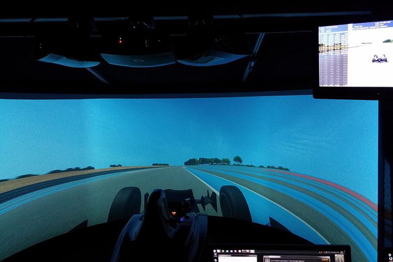 Team Corbetta Competizioni - Simulatore (1)