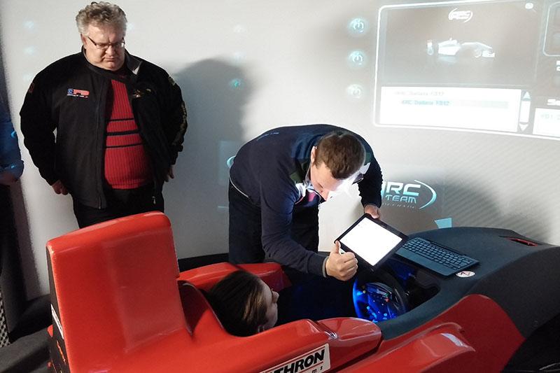 Team Corbetta Competizioni - Simulatore (3)