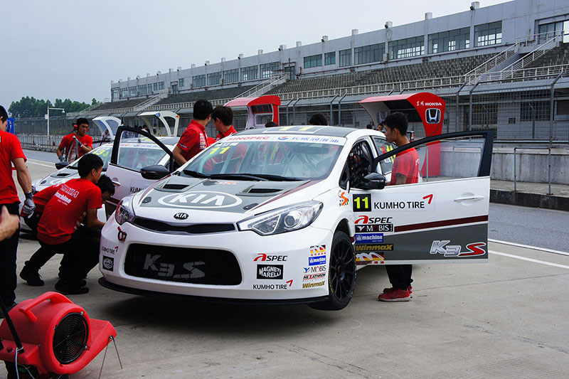 KIA K3S (China Touring Car Championship)