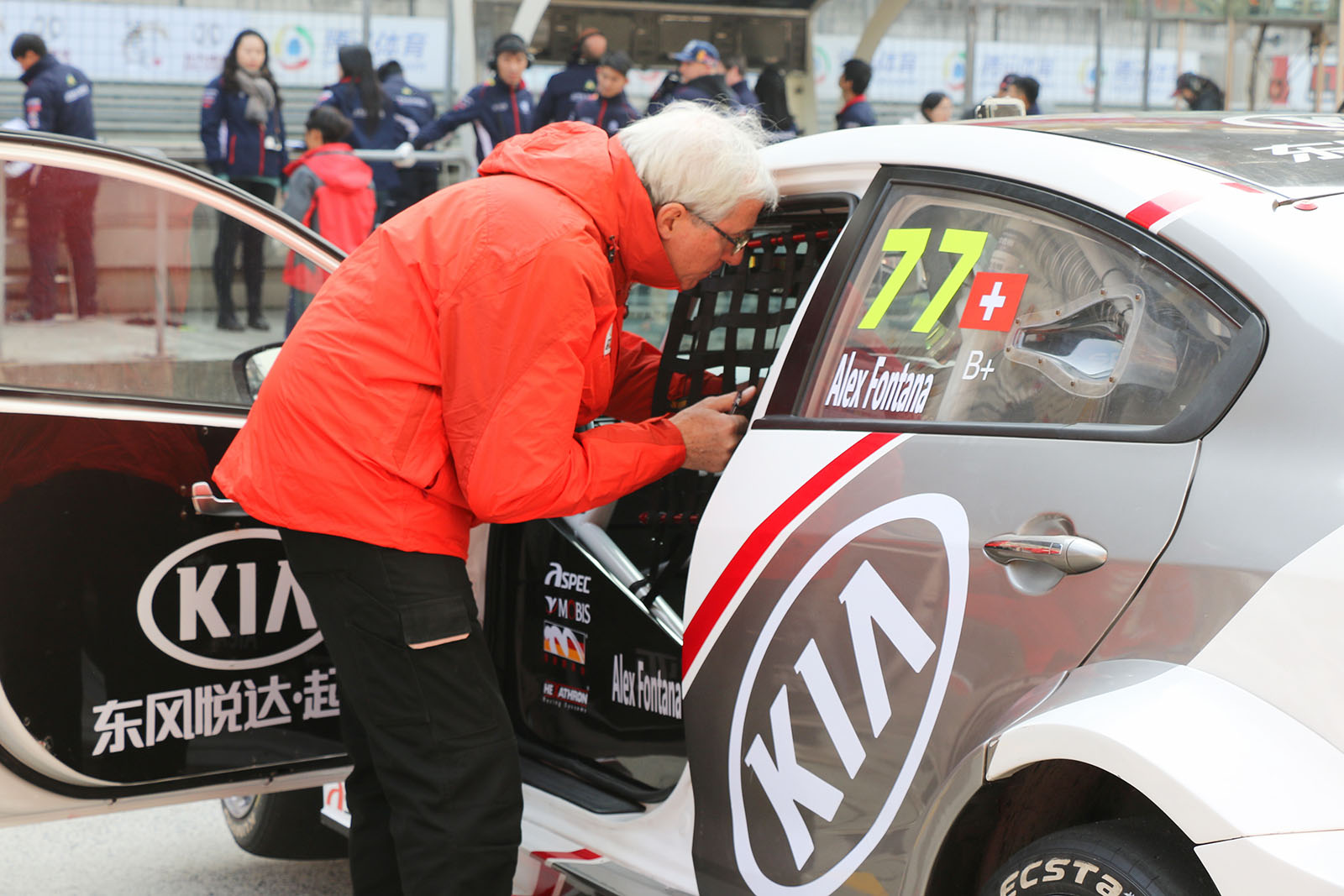 Circuito Kia 2017 : Virtually production ready hyundai i n will race in
